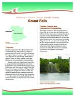 Adapting to Climate Change: Inland Flooding, Grand Falls