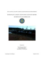 Municipality Climate Adaption Case Study Report, Municipality of Cumberland