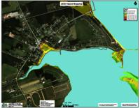 2050 Hazard Mapping: North Rustico