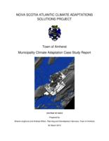 Town of Amherst: Municipality Climate Adaptation Case Study Report