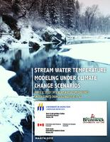 Stream Water Temperature Modeling under climate change scenarios