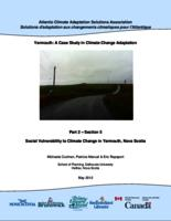 Yarmouth: A Case Study in Climate Change Adaptation: Part 2 – Section 5 - Social Vulnerability to Climate Change in Yarmouth, Nova Scotia