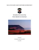 Municipality of the County of Kings Climate Adaptation Case Study Report