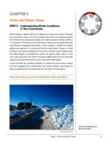 7 Steps to Assess Climate Change Vulnerability in Your Community. Chapter 5: Winter and Climate Change