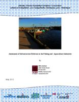 Assessment of Infrastructure Relevant to the Fishing and Aquaculture Industries