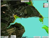 2100 Hazard Mapping: North Rustico