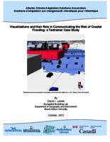 Visualizations and their Role in Communicating the Risk of Coastal Flooding: a Tantramar Case Study