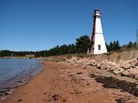 Lighthouse at Stratford, PEI