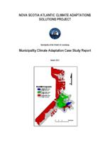 Municipality of the District of Lunenburg: Municipality Climate Adaptation Case Study Report